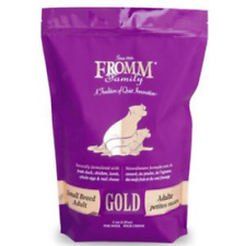 Fromm Gold Holistic Small Breed Adult Dog Dry Food 30 lb