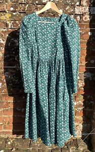 Vintage Laura Ashley Dress Size XS