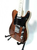 4/4 Haze 01M 830C Solid Body Electric Guitar w/Cocobolo Veneer Top+Free Gig Bag