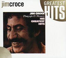 Jim Croce - Photographs & Memories [New CD] Rmst