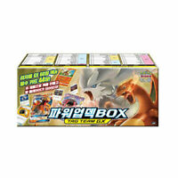 """[Pokemon] Cards Sun & Moon """"Power Up Deck Box"""" Expansion Booster KOR / Traceable"""