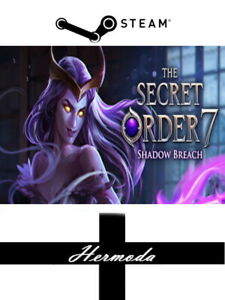 The Secret Order 7: Shadow Breach Steam Key for PC, Mac or Linux