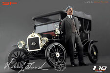 1/18 Henry Ford VERY RARE!!! figures for 1:18 CMC Autoart Minichamps