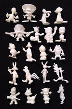 20 Raro Conjunto Completo ✱ Looney Tunes ✱ Dunkin figuras olá KAUGUMMIFIGUREN años 60