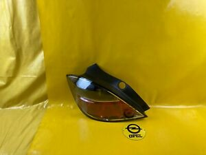 New Opel Astra H Taillight Left Hatchback 5-Türer Tinted Black Tuning TYC