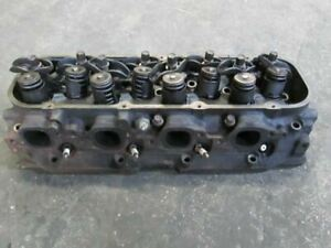 One Cylinder Head 454 7.4L Fits 91-93 CHEVROLET GMC 2500 3500 PICKUP 342644