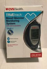 TRUE TRACK blood glucose monitoring system exp 9/2020 (21B)
