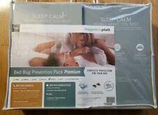 New SleepSense Premium Bed Bug Prevention Pack Polyester Mattress