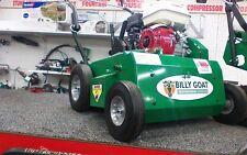 "New Billy Goat Power Rake PR 55OH 5HP Honda Engine 20"" Dethatcher Free Shipping"