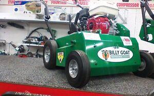 "New Billy Goat Power Rake PR 55OH 5HP Honda Engine 20"" Dethatcher"