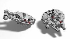 Lego Star Wars MIDI Millenium Falcon and Outrider (Instructions ONLY)