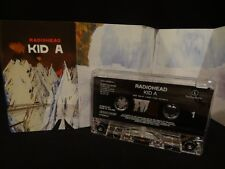 RADIOHEAD Kid A / 2000 / MC, CASSETTE (EX) PLACEBO, OASIS, TORI AMOS