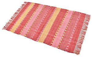 2X3 Ft. Area Rug 100% Natural Mat Traditional Runner Utility Rug Bedroom Carpet