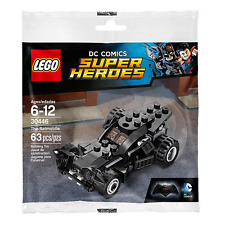 Lego DC Super Heroes Batman 30446 The Batmobile Polybag NEW UNOPENED 6138541