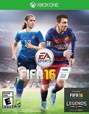 FIFA 16 --  Standard Edition - Xbox One - FIFA 16 - Brand New