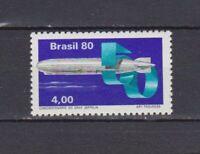 S19009) Brasilien Brazil MNH Neu 1980 Zeppelin 1v