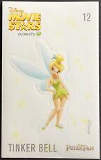 Vintage Disney Stickers - Movie Stars - Peter Pan - Tinker Bell #12