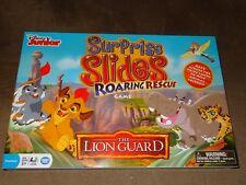 Disney Junior The Lion Guard Surprise Slides Roaring Rescue Game-New
