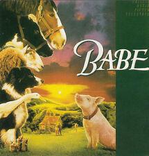 Babe-1995-Original Movie Soundtrack-23 Track-CD
