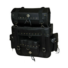 MOTORCYCLE SISSY T BAR BAGS BAG TRAVEL LUGGAGE ALL NEW