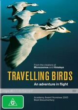 Travelling Birds  - DVD - NEW and Sealed Region 4