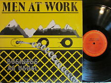 """► Men at Work - Business As Usual (with """"Down Under"""")"""