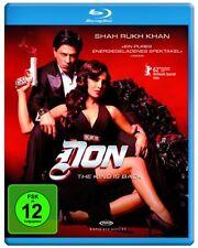 DON 2 - The King is Back (Shah Rukh Khan) Bollywood Blu-ray Disc NEU + OVP!