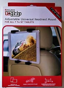 Adjustable Universal Headrest Mount For All to 7 to 10'' Tablet ADURO UoGRIP NEW