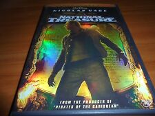 National Treasure (DVD, 2005, Full Frame) Nicolas Cage Disney Used