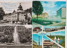 Frankierte Echtfotos ab 1945 aus Hamburg