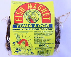 Neptune Tackle Tuna Burley Log - 500 gram TL500