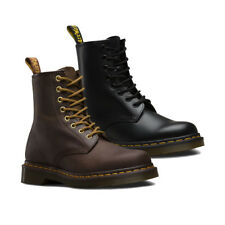 Dr Martens 1460 Airwair Men Leather 8 Eye Smooth Ankle Boots All Colors Sizes