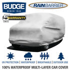Budge Rain Barrier Van Cover Fits Standard Vans up to 18' Long | Waterproof