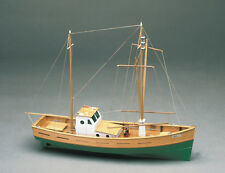 Mantua Amalfi Fishing Boat 1:35 Scale Wood Ship Kit