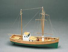 Mantua Amalfi Fishing Boat 1:35 Scale Wood Ship Kit