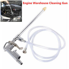 Air Engine Cleaning Washer Gun Tool With 5Ft Siphon Hose Solvent Sprayer Cleaner