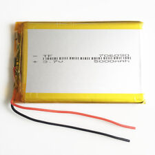 3.7V 5000mAh Lipo Polymer Rechargeable Battery 706090 For Power Bank Tablet PC