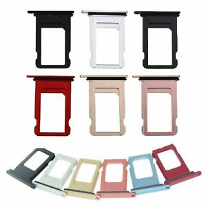 Sim Card Holder Tray Waterproof For iPhone 6 6s 7 8 X Xs 11 12 Pro Max