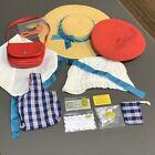 New LOT 12 Hat Bag American Girl dolls Molly's Classic Meet Accessories hawaii