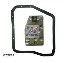 WESFIL Transmission Filter FOR Toyota AVALON 2000-2005 V6 / 3.0L A541E WCTK15