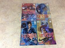 HERETIC OF LITTLE FAITH #1,2,3,4 OF 4 LOT OF 4 COMIC NM 1996-1997 DARK HORSE