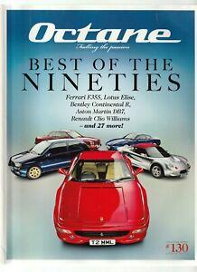 OCTANE April 2014 #130 Best of '90s/Sunbeam 350hp/Racing Jaguars/Austin A35