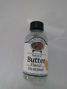 Natural Butter Flavoring
