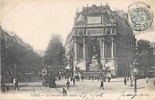 CPA 75 PARIS LA FONTAINE SAINT MICHEL