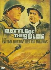 Battle of The Bulge 0085391108627 With Charles Bronson DVD Region 1