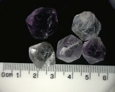 Individual Fluorite Crystals Mohs Scale Hardness Specimen Type (4).