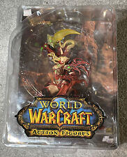 World of Warcraft Dc Unlimited Action Figure Valeera Sanguinar Series 1 New
