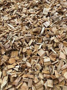 Buche, Apfel, Birke u.s.w Wood Chips / Räucherchips für BBQ 1Kg Ca.4 Liter