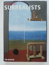 Martin, Tim, Essential Surrealists, Very Good, Hardcover