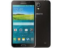 "Unlocked Samsung Galaxy Mega 2 SM-G750A 4G LTE 6"" Screen AT&T MetroPCS BLK Phone"